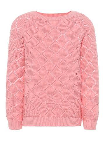 NAME IT Gemusterter Baumwoll трикотажный пулов...