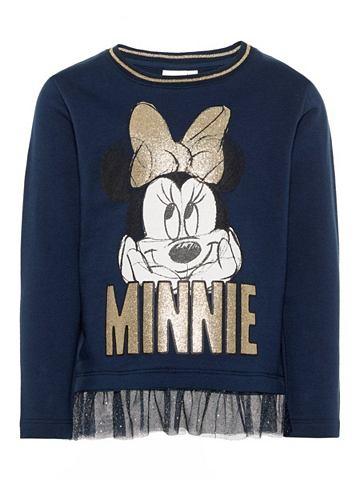NAME IT Minnie Mouse кофта спортивного стиля