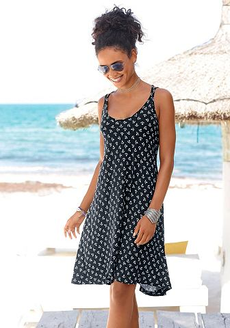 BEACHTIME Платье пляжное в weiter форма с Ankerp...