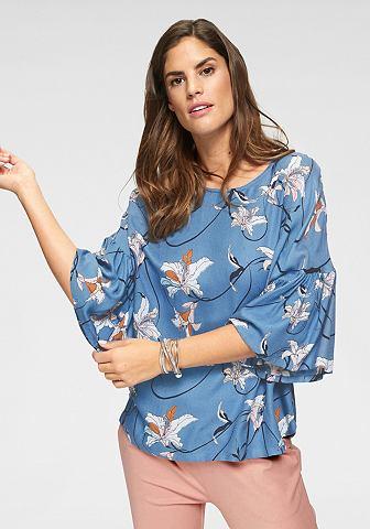 KAFFE блузка на выпуск »KALISE« с 3/4 рукав