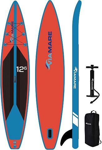 VIAMARE Inflatable SUP-Board »SUP Race с...