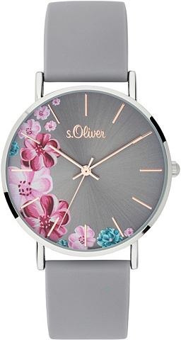 S.OLIVER RED LABEL Часы »SO-3707-PQ«