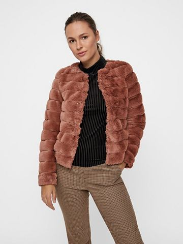 VERO MODA Synthetikfell куртка