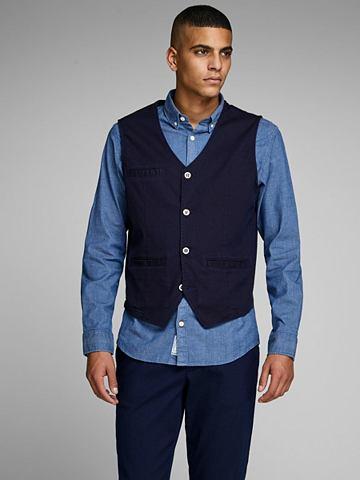 Jack & Jones узкий форма джинсы жи...