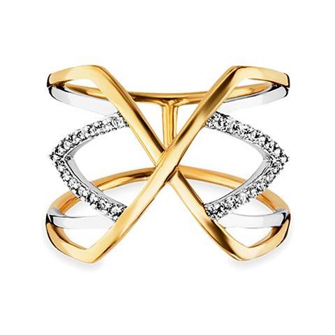 CAI Кольцо »925/- Sterling Silber ve...
