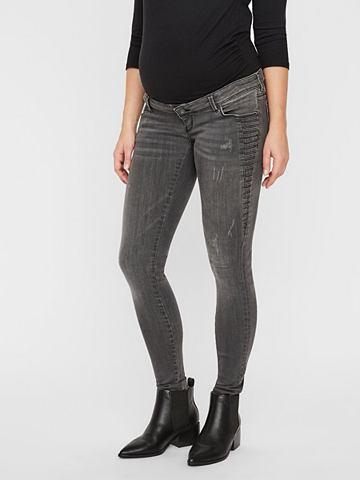 MAMALICIOUS Узкий форма джинсы для беременных