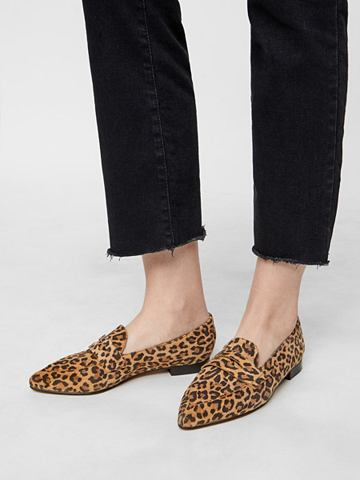 ALLIE кожа туфли
