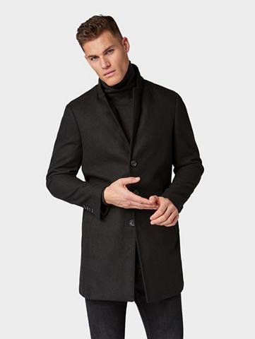 TOM TAILOR Пальто шерстяное »Klassischer па...