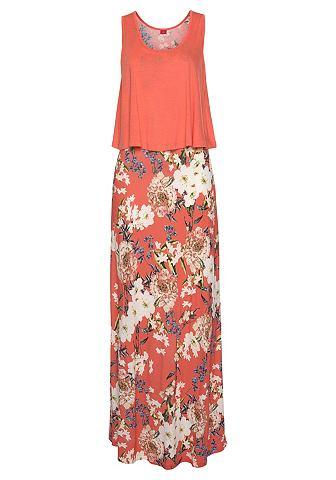 RED LABEL Пляжный платье-макси длинное...