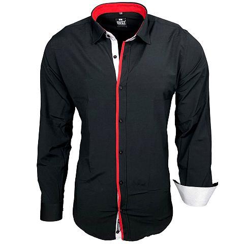 Рубашка с длинными рукавами с farbigem...