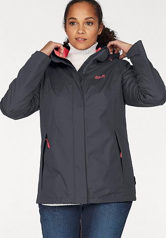 JACK WOLFSKIN Куртка »TOCORA«