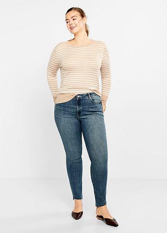 Узкий джинсы пуш-ап Mariah