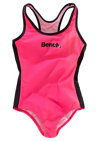 BENCH. Купальный костюм с логотип