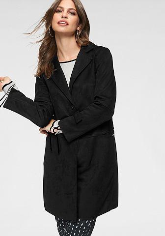 BRUNO BANANI Пальто из искусственной кожи