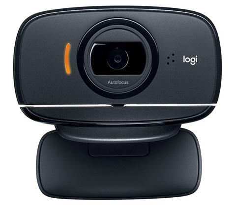 LOGITECH C525 портативный HD »zusammenkla...