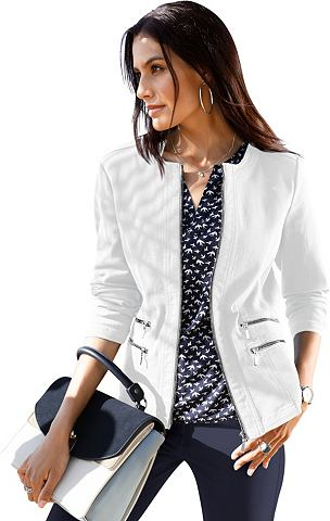 CLASSIC INSPIRATIONEN Пиджак в Jeans-Look