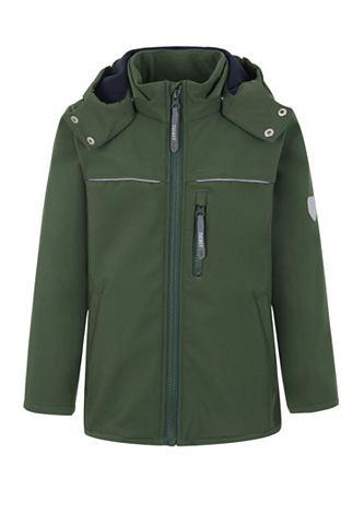 Куртка куртка мягкая длинный рукав с с...