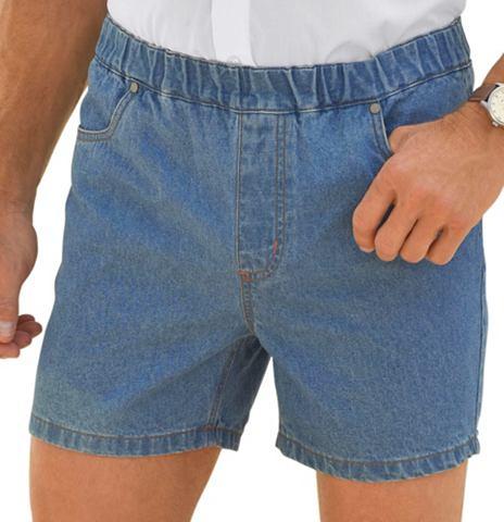 CATAMARAN Шорты джинсовые из чистый хлопок