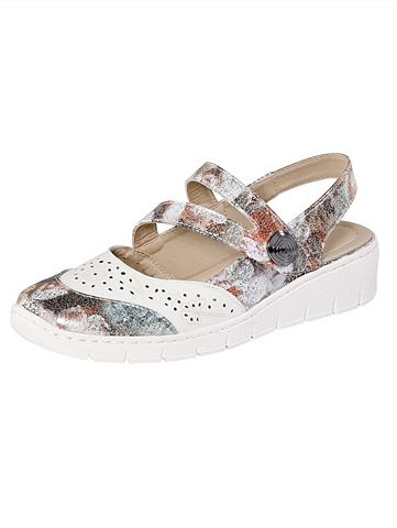 MAE&MATHILDA Mae&Mathilda туфли с красивым schi...