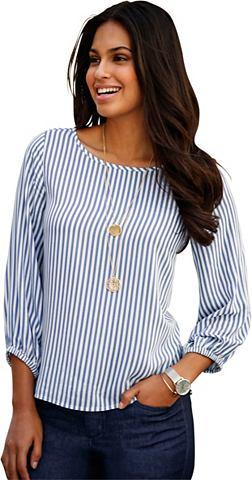 Блуза с 3/4 длина рукава