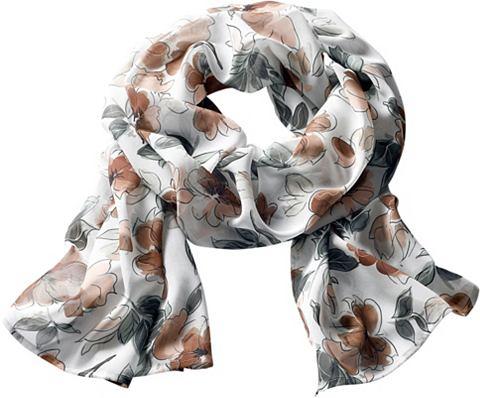 Création L шарф в duftiger шифо...