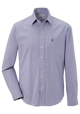 ALMSACH Рубашка в национальном костюме с сдерж...