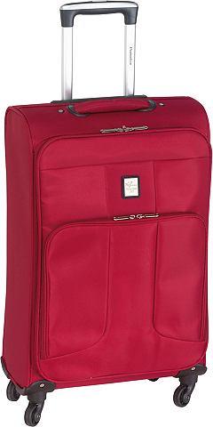 """PARADISE Текстильный чемодан """"Trolley Flor..."""