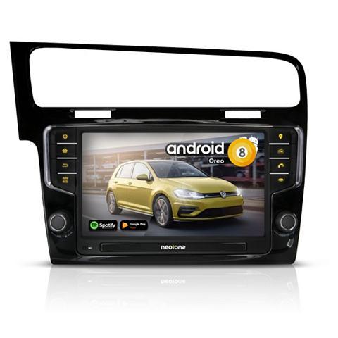 NEOTONE 2-DIN Android Автомобильное радио с на...