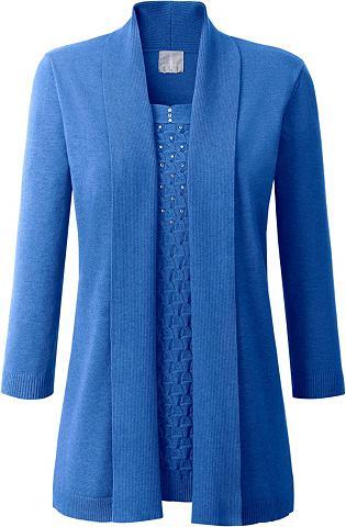 LADY Пуловер в 2-in-1-Optik