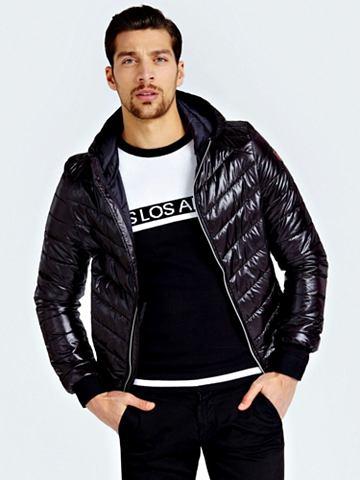 GUESS Куртка с отворотом