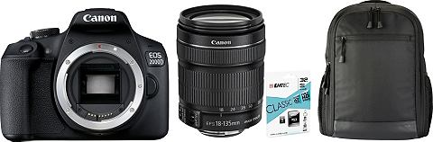 CANON »EOS 2000D EF-S18-135 Kit«...
