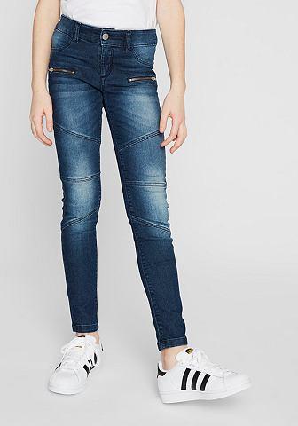 BENCH. Узкие джинсы
