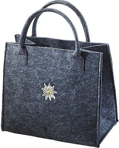 HOME AFFAIRE Флисовая сумка »Edelweiß&l...