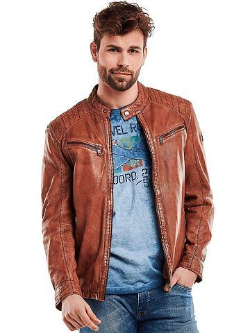 ENGBERS Куртка кожаная в Bikerstil