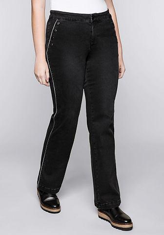 Sheego джинсы широкий джинсы