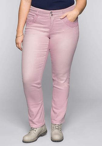 SHEEGO DENIM Sheego Gerade джинсы
