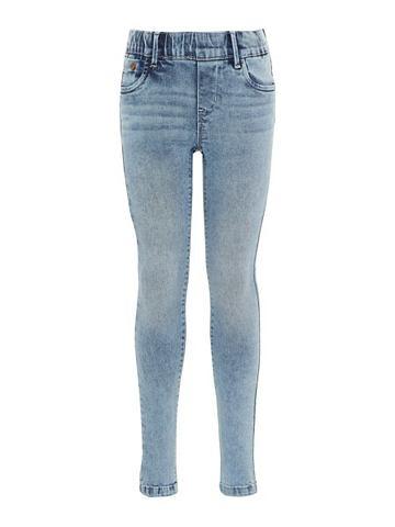 NAME IT Super Stretch джинсы леггинсы