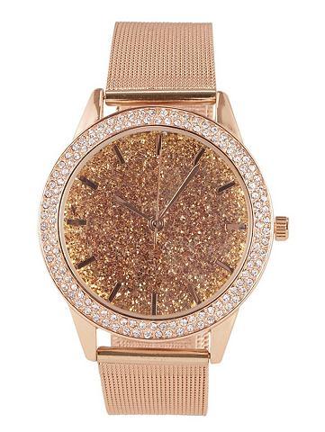 Часы наручные с блестящий орнамент