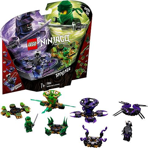 LEGO ® Spinjitzu Lloyd vs. Garmadon (70...