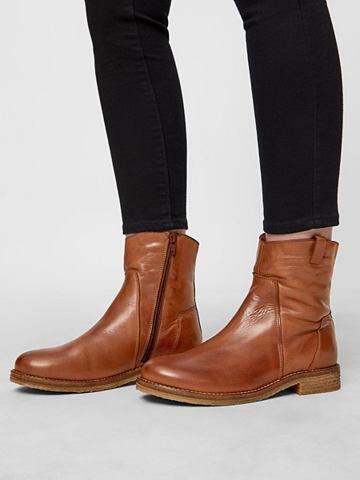ATALIA кожа укороченный ботинки