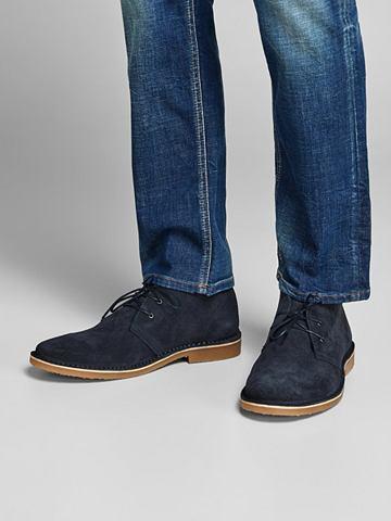 Jack & Jones кожаная ботинки
