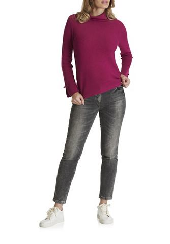 BETTY BARCLAY Трикотажный пуловер с воротник