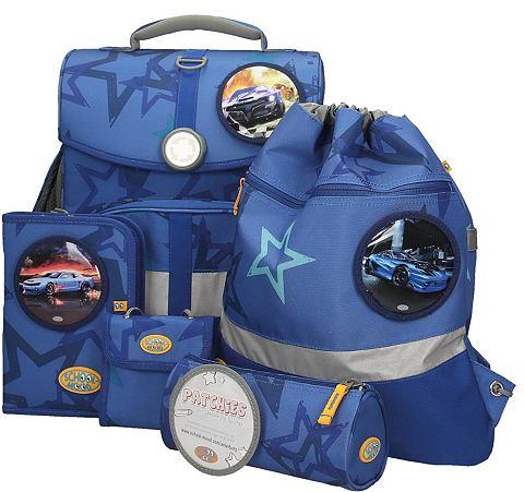 Рюкзак школьный комплект 6-tlg. с LED-...
