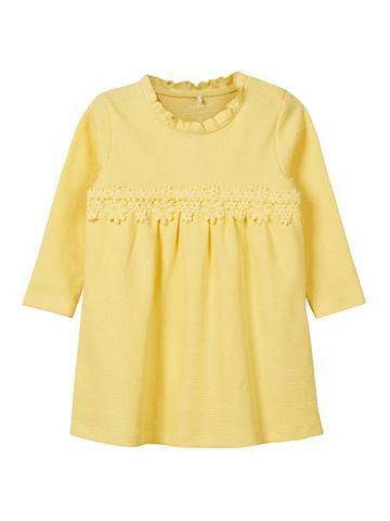 NAME IT Häkelblumen платье