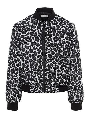 NAME IT Leopardenmuster куртка