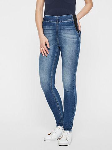 MAMALICIOUS High талия узкий форма джинсы