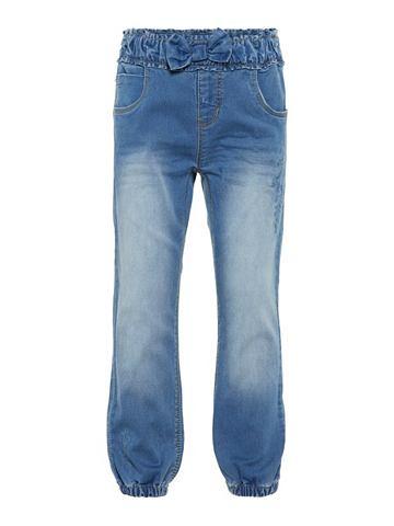 NAME IT Baggy форма Super Stretch джинсы