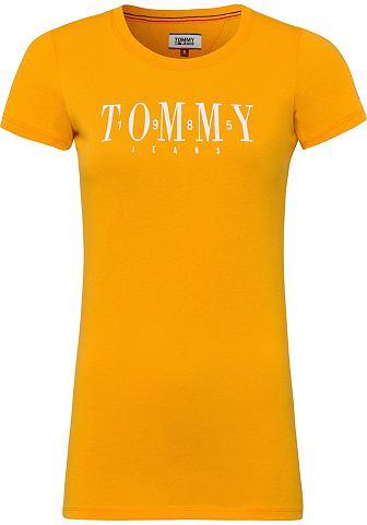 TOMMY джинсы футболка