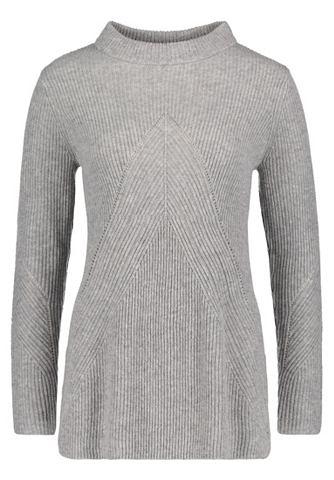 BETTY&CO Betty&Co пуловер длинный с Rippens...