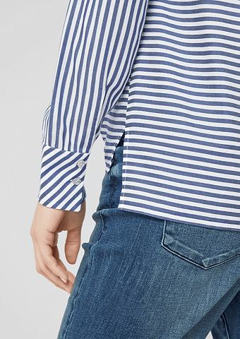 TRIANGLE Maritime блузка в полоску